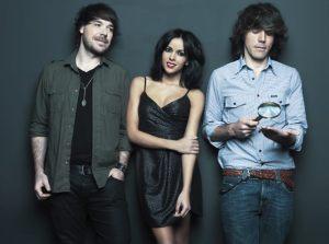 Dabei sehen die drei gar nicht verschlafen aus (ich habe es von der eurovision.tv site, copyright liegt ziemlich sicher bei der Gruppe)
